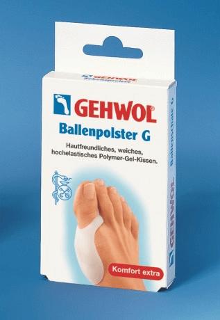 Poduszka przeciwuciskowa na haluksy Gehwol - opinie